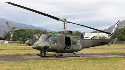 EJC4205 - Bell UH-1N Iroquois - Colombia - Army