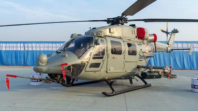 ZD4152 - Hindustan Aeronautics Rudra - India - Air Force
