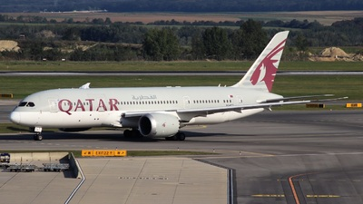 A picture of A7BCL - Boeing 7878 Dreamliner - Qatar Airways - © Felix Sourek