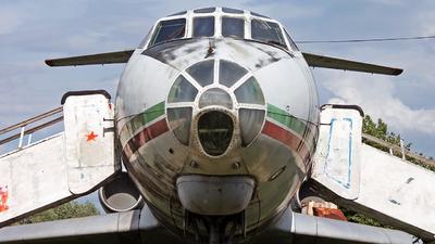 LZ-TUO - Tupolev Tu-134 - Balkan Bulgarian Airlines