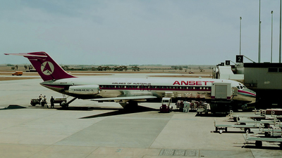 VH-CZE - McDonnell Douglas DC-9-31 - Ansett Airlines of Australia