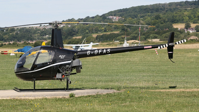 G-OFAS - Robinson R22 Beta - Private
