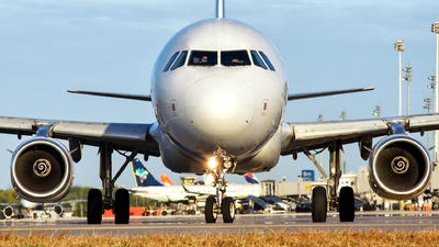 PT-MXH - Airbus A321-231 - LATAM Airlines