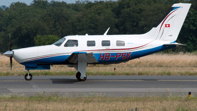 A picture of HBPSK - Piper PA46350P - [4636429] - © PAUL LINK