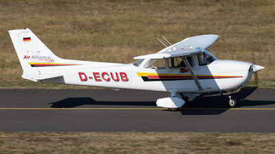 D-ECUB - Reims-Cessna F172N Skyhawk II - Air Alliance