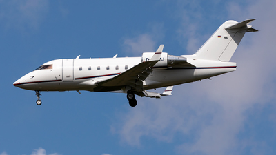 D-ATMJ - Bombardier CL-600-2B16 Challenger 604 - Air Independence