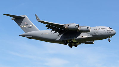 06-6155 - Boeing C-17A Globemaster III - United States - US Air Force (USAF)