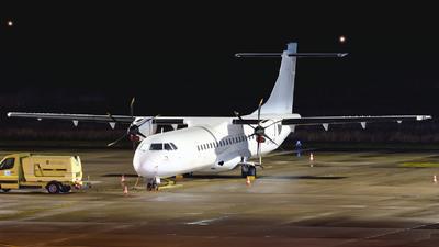 OY-JZD - ATR 72-212A(600) - Danish Air Transport (DAT)