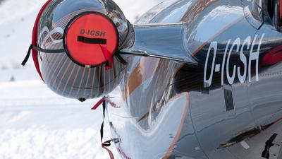 D-ICSH - Embraer 500 Phenom 100 - Private