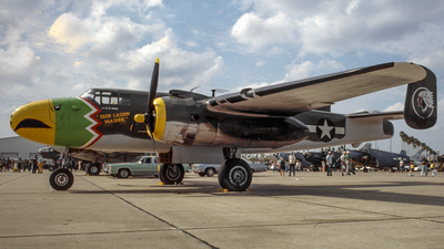 N9462Z - North American B-25J Mitchell - Private