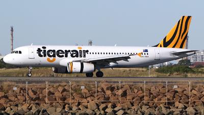 VH-VNH - Airbus A320-232 - Tigerair