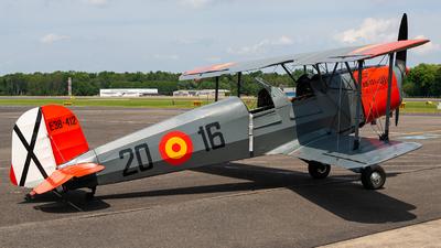 EC-DKX - CASA 1.131E Jungmann - Private