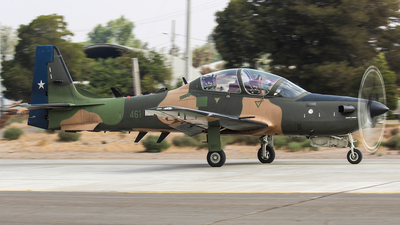 461 - Embraer A-29B Super Tucano - Chile - Air Force