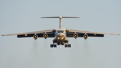 RA-86863 - Ilyushin IL-76MD - Russia - Air Force