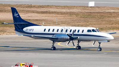 OY-NPD - Fairchild SA227-DC Metro 23 - North Flying