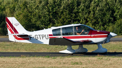 F-GTPU - Robin DR400/140B Major - Private