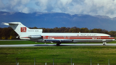 TS-JHQ - Boeing 727-2H3(Adv) - Tunisair
