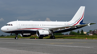 OE-LJG - Airbus A319-115(CJ) - MJet