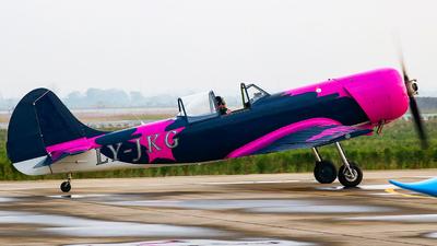 LY-JKG - Yakovlev Yak-50 - Private
