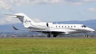N750ME - Cessna 750 Citation X - Private