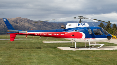 ZK-HRV - Eurocopter AS 350B2 Ecureuil - Helicopters Queenstown