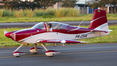 PR-ZSW - Vans RV-7A - Private
