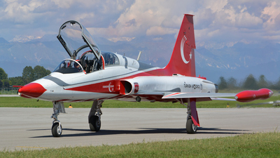 71-4020 - Canadair NF-5B Freedom Fighter - Turkey - Air Force