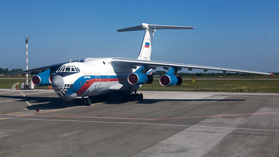 RF-76828 - Ilyushin IL-76MD - Russia - Air Force