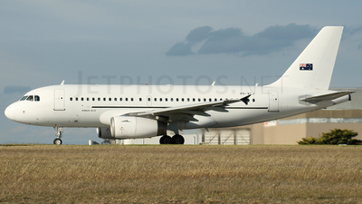 VH-VCJ - Airbus A319-132(LR) - Skytraders