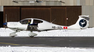 HB-SDL - Diamond DA-40D Diamond Star TDI - Motorfluggruppe Zurich