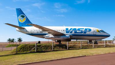 PP-SMP - Boeing 737-2A1(Adv) - VASP