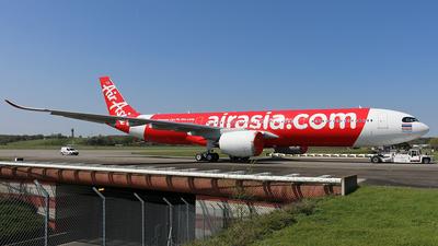 F-WWYG - Airbus A330-941 - Thai AirAsia