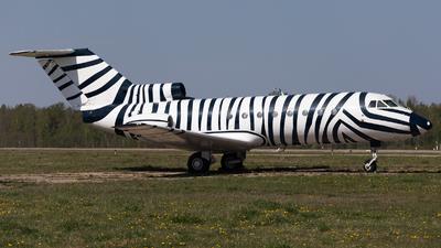 LY-AAC - Yakovlev Yak-40 - Harka Air