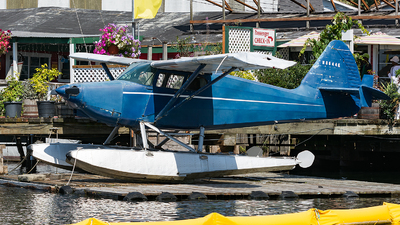 N8644K - Stinson 108-1 Voyager - Seattle Seaplanes