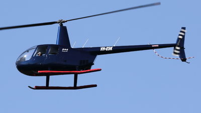 VH-ESK - Robinson R44 Raven II - GBR Helicopters