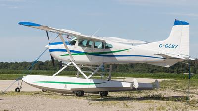 C-GCBY - Cessna A185F Skywagon - Private
