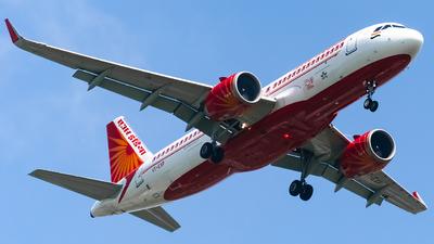 VT-EXP - Airbus A320-251N - Air India