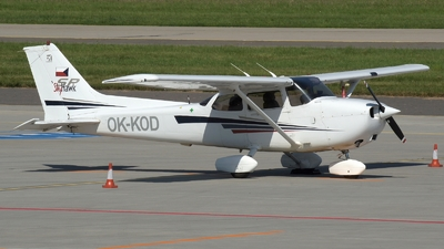 OK-KOD - Cessna 172S Skyhawk SP - Private