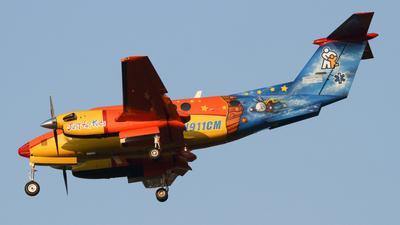 N911CM - Beechcraft 200 Super King Air - PHI Air Medical