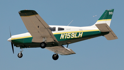 N159LH - Piper PA-28-161 Warrior III - Farmingdale State College