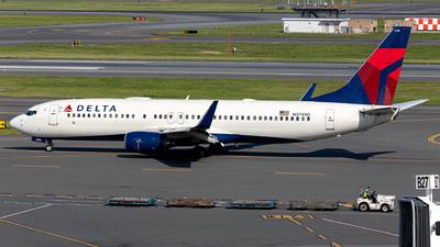 A picture of N3749D - Boeing 737832 - Delta Air Lines - © OCFLT_OMGcat