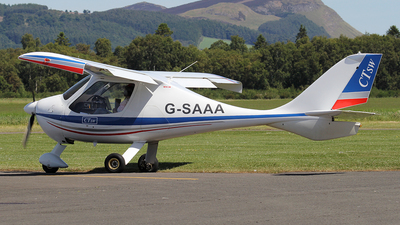 A picture of GSAAA - Flight Design CTSW - [8161] - © Ian Howat