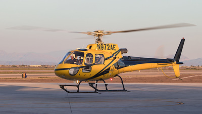 A picture of N972AE - Airbus Helicopters H125 - PHI - © Maxim Loshak