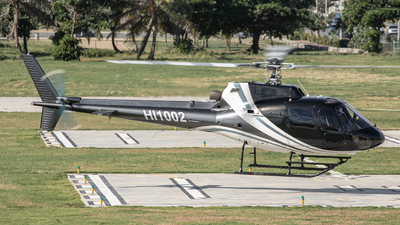HI1002 - Eurocopter AS 350BA Ecureuil - Private