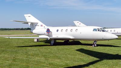 N179CJ - Dassault Falcon 20C-5 - Private