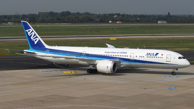 JA836A - Boeing 787-9 Dreamliner - All Nippon Airways (Air Japan)