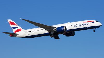 A picture of GZBKM - Boeing 7879 Dreamliner - British Airways - © Michael Rodeback