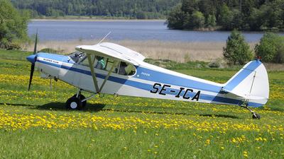 SE-ICA - Piper PA-18-150 Super Cub - Private