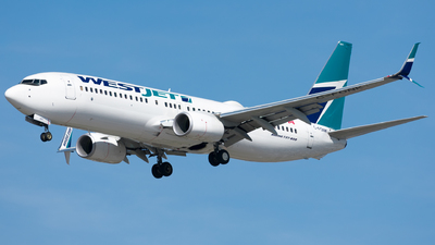 C-FONK - Boeing 737-8CT - WestJet Airlines