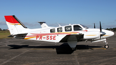 PR-SSE - Beechcraft G58 Baron - Private
